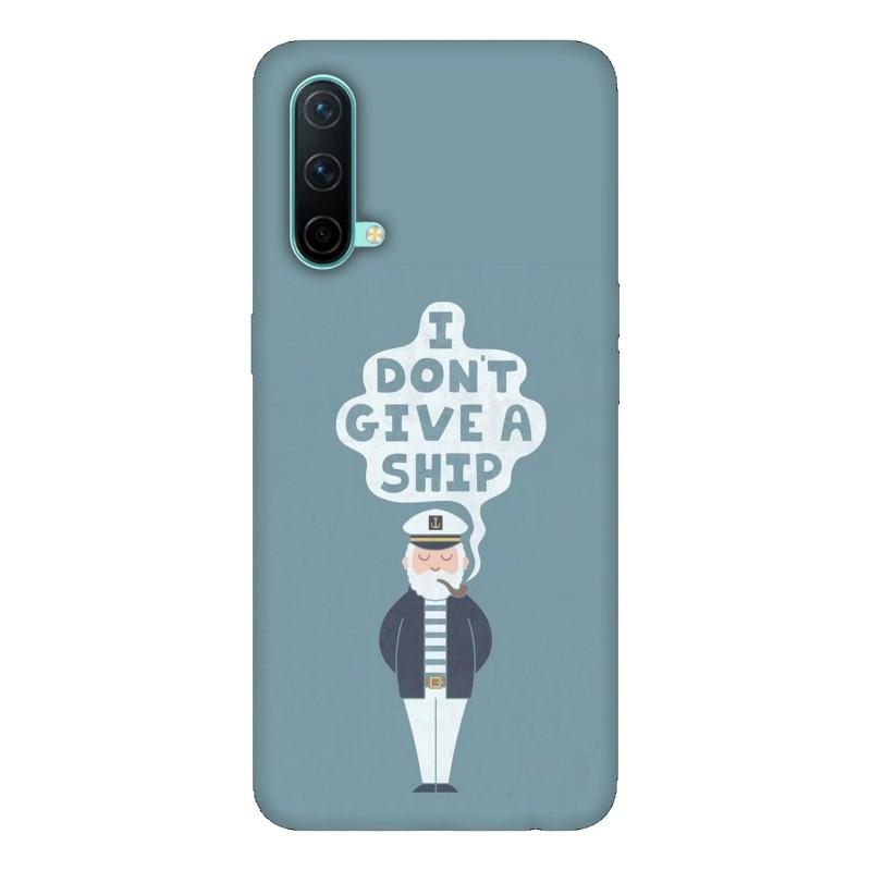 OnePlus Nord CE 5G кейс Моряк