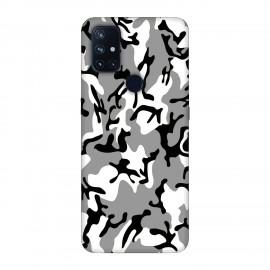 OnePlus Nord N10 кейс Камуфлажен