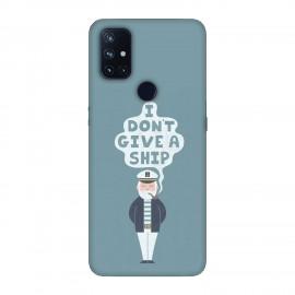 OnePlus Nord N10 кейс Моряк