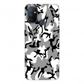 OnePlus Nord N100 кейс Камуфлажен