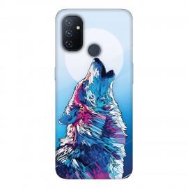 OnePlus Nord N100 кейс Вълк