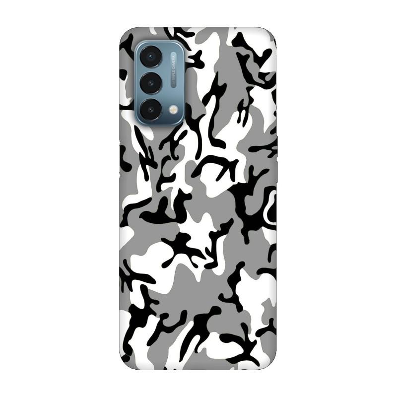 OnePlus Nord N200 5G кейс Камуфлажен