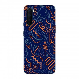 OnePlus Nord кейс Чертички