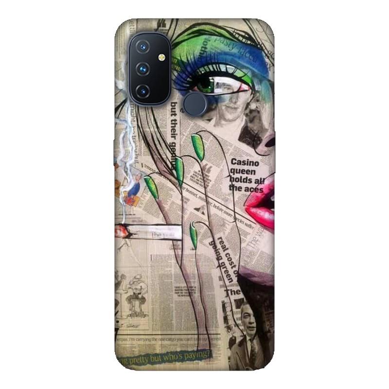 Калъфче за OnePlus 12 Paper Girl