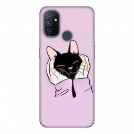 Калъфче за OnePlus 17 Черно Коте