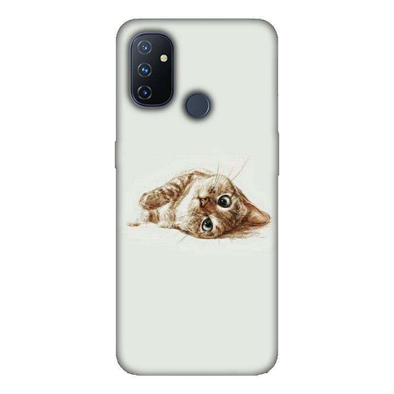 Калъфче за OnePlus 41 Сладко коте