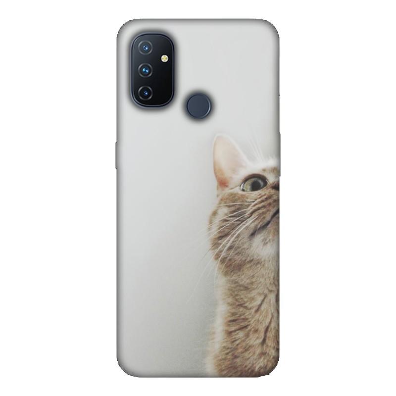Калъфче за OnePlus 42 Любопитно коте
