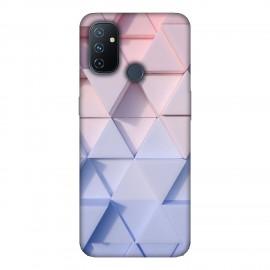 Калъфче за OnePlus 44 Бонбонести триъгълници
