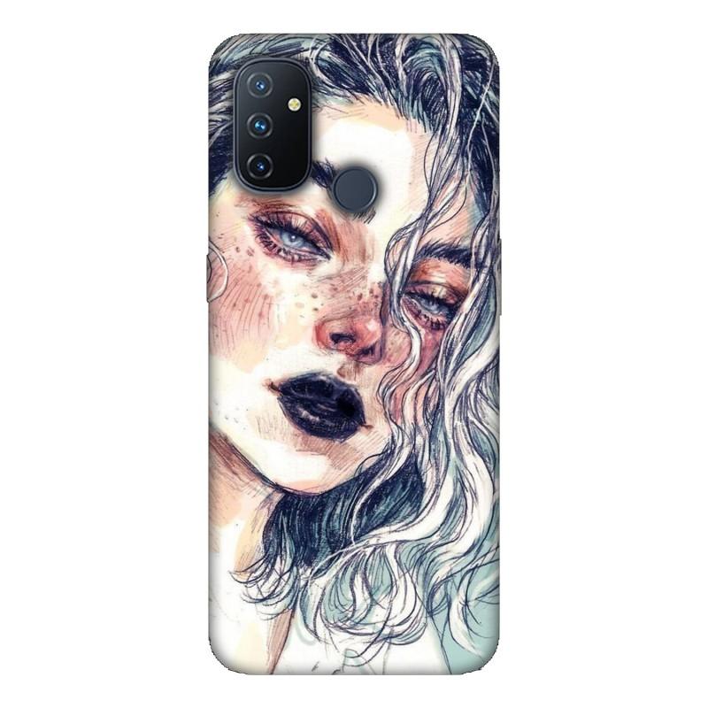 Калъфче за OnePlus 56 Момичето с белите коси
