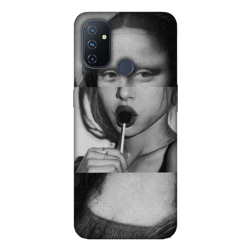 Калъфче за OnePlus 72 Мона Лиза с близалка