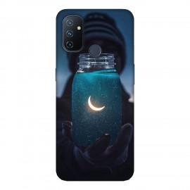 Калъфче за OnePlus 8 Луна в буркан