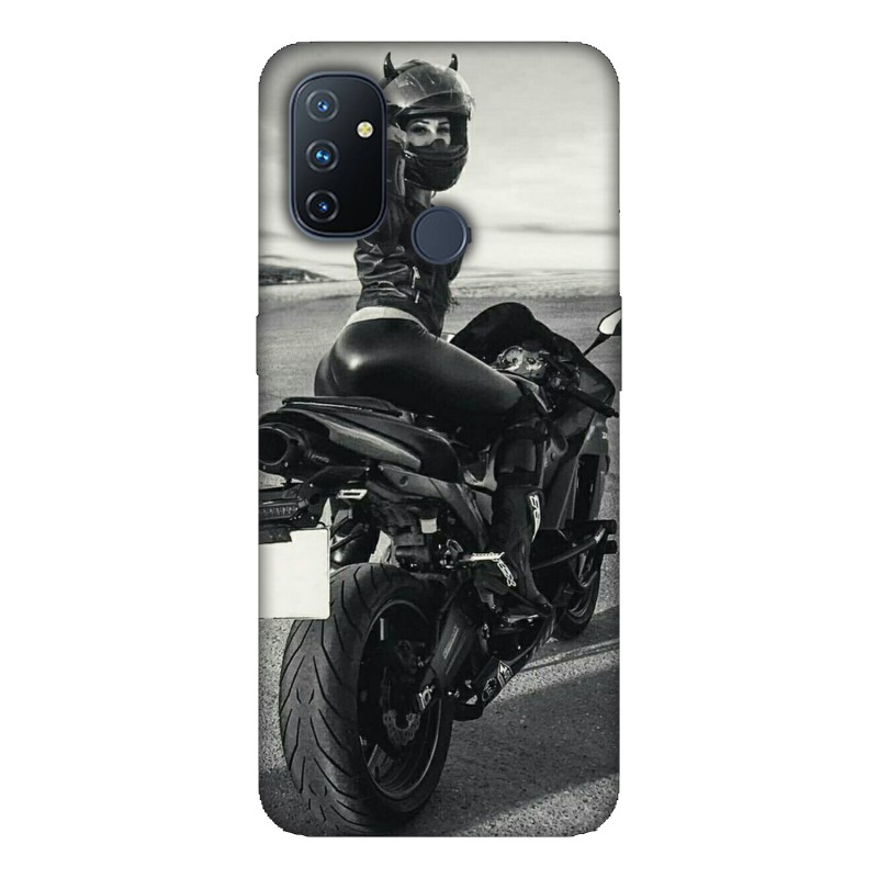 Калъфче за OnePlus 89 Moto girl 3