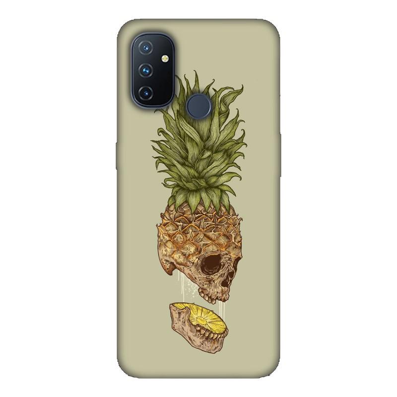 Калъфче за OnePlus 97 Ананас и череп