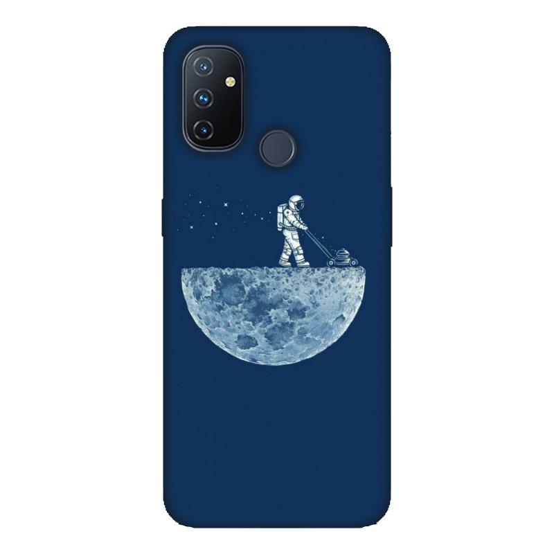 Калъфче за OnePlus 99 Полумесец космонавт