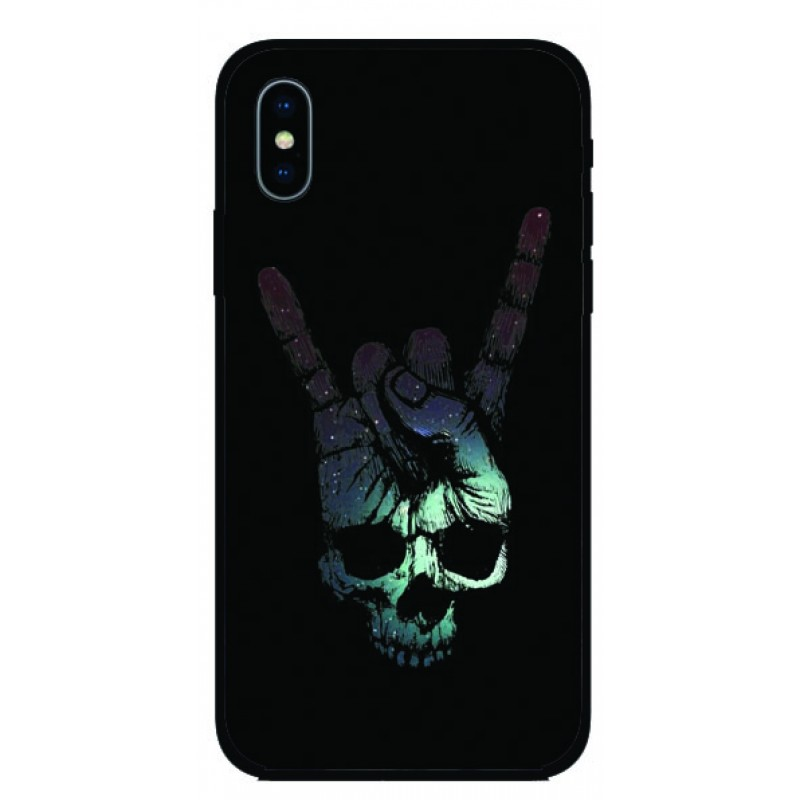 Калъфче за Motorola 81 Rock Skull