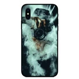 Калъфче за Motorola 101+13 фотограф в дим
