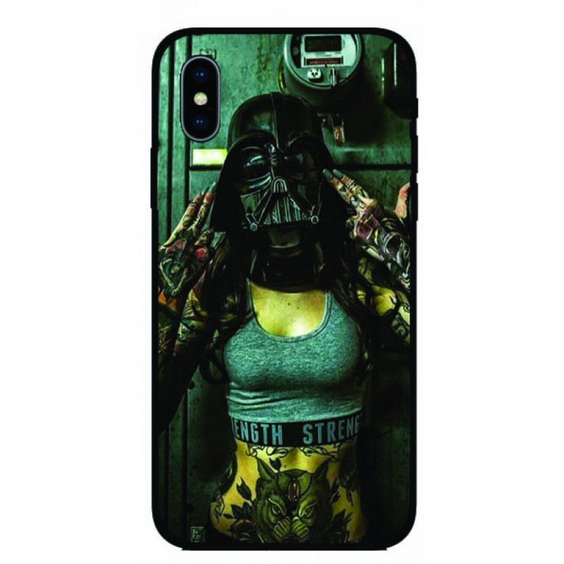 Калъфче за Motorola 101+20 Darth Vader Woman