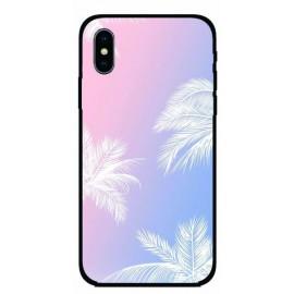 Калъфче за Motorola 101+33 розови палми