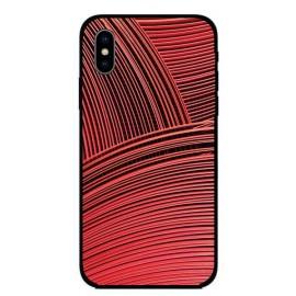 Кейс за Motorola 314 червени ленти