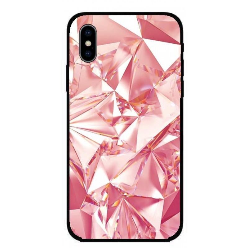 Кейс за Motorola 429 розов диамант