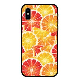 Кейс за Motorola 474 портокал