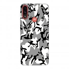Motorola E7 Power кейс Камуфлажен