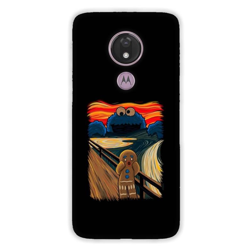 Motorola G7 Power кейс Бисквитки
