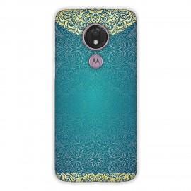 Motorola G7 Power кейс Флорален