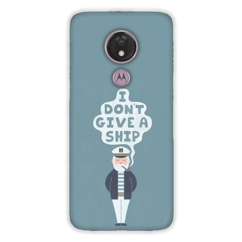Motorola G7 Power кейс Моряк