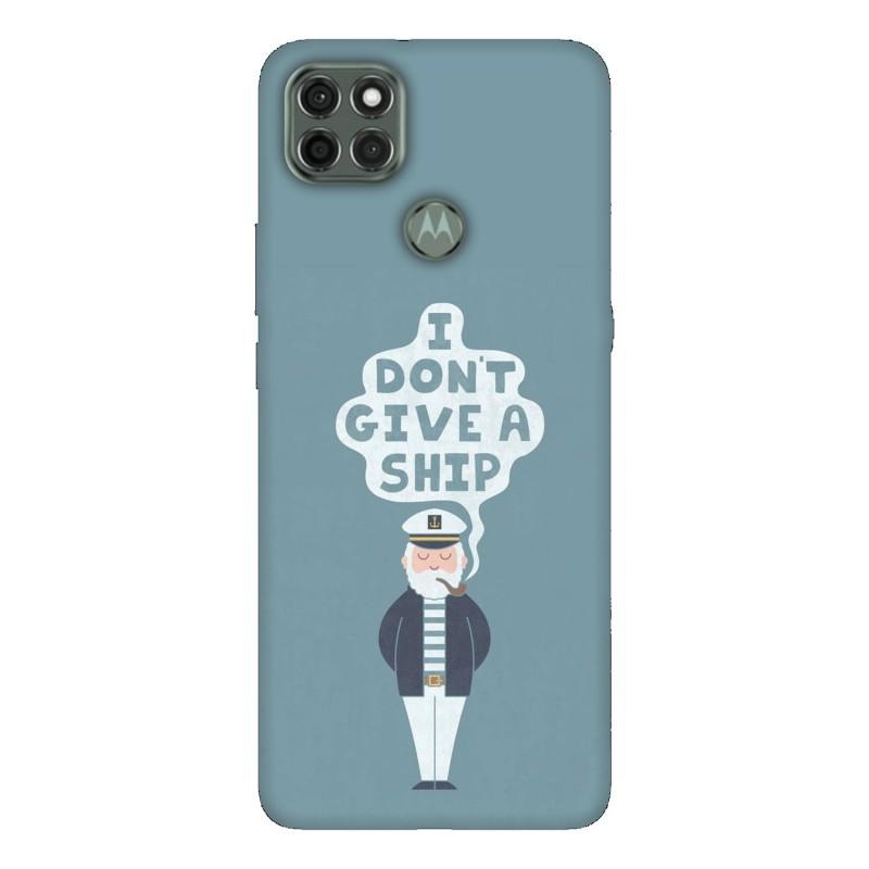 Motorola G9 Power кейс Моряк
