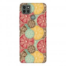 Motorola G9 Power кейс Плодове