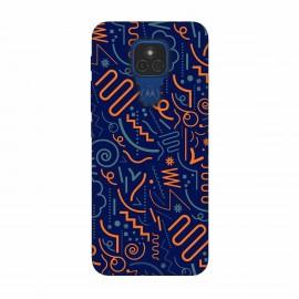 Motorola Moto E7 кейс Чертички