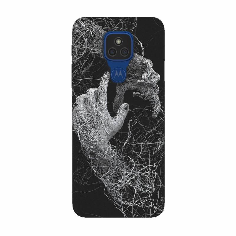 Motorola Moto E7 кейс Ръце