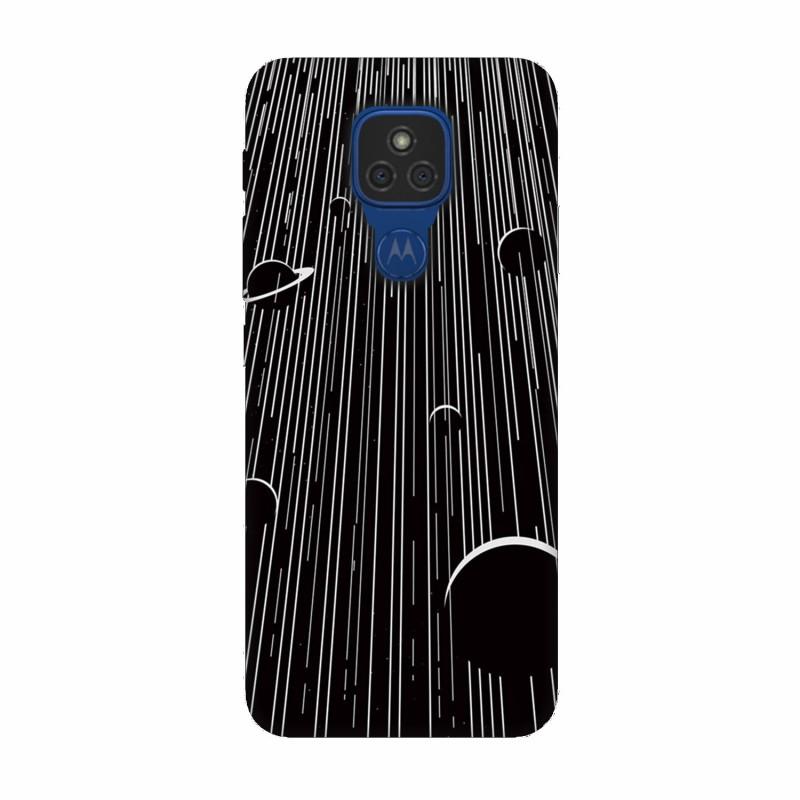 Motorola Moto E7 кейс Space