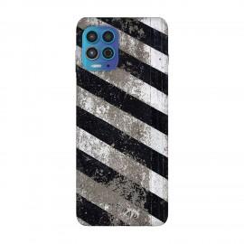 Motorola Moto G100 кейс Черно и бяло