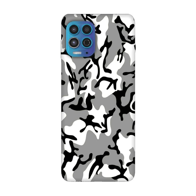 Motorola Moto G100 кейс Камуфлажен