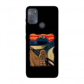 Motorola Moto G50 кейс Бисквитки