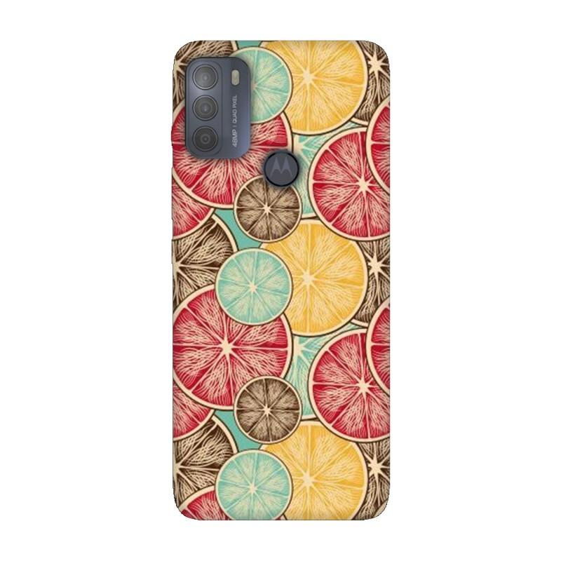 Motorola Moto G50 кейс Плодове