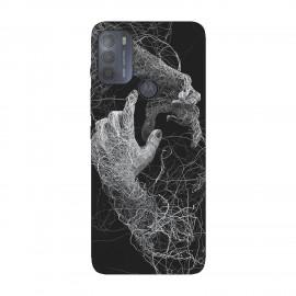 Motorola Moto G50 кейс Ръце