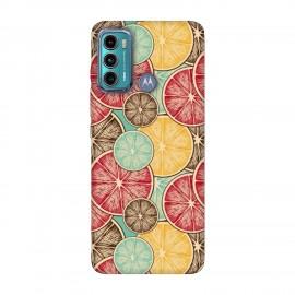 Motorola Moto G60 кейс Плодове