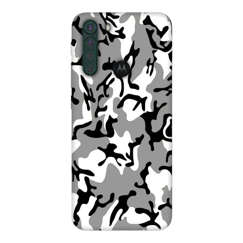 Motorola One Fusion кейс Камуфлажен