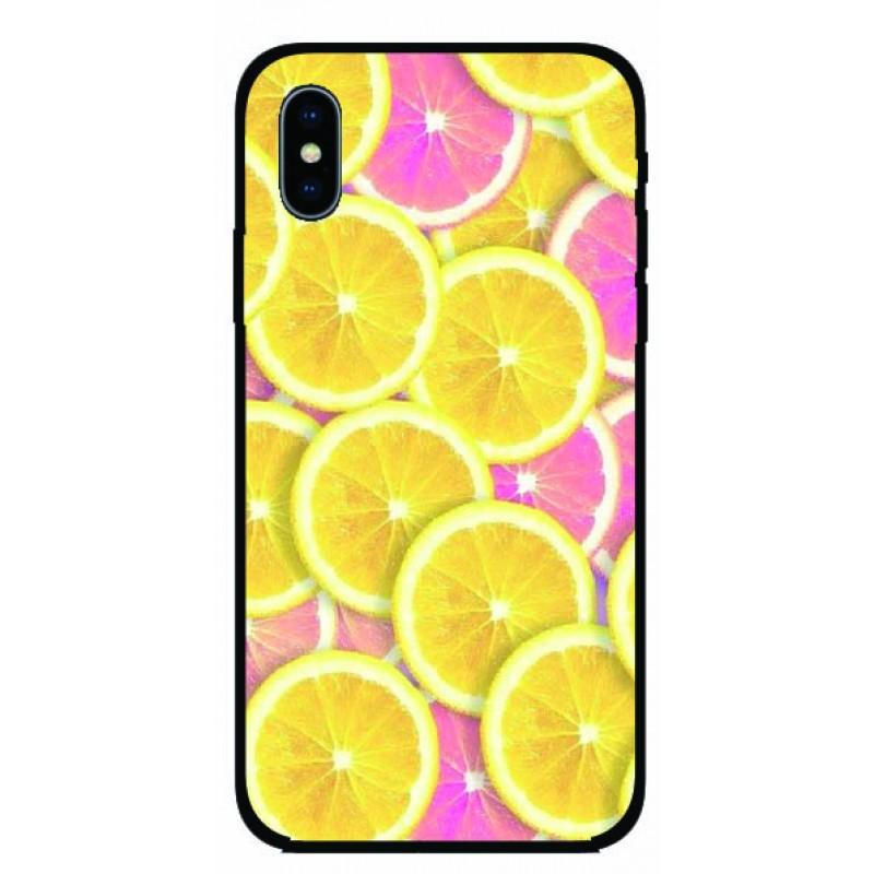 Калъфче за Nokia 101+10 Лимонче