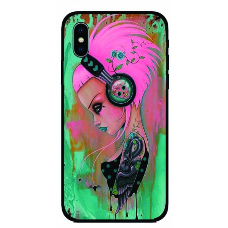 Калъфче за Nokia 101+3 Love music
