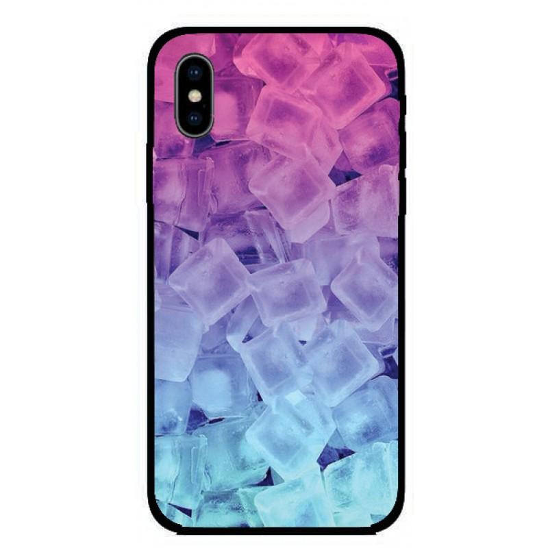 Калъфче за Nokia 101+50 ледени кубчета