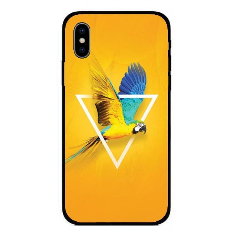 Калъфче за Nokia 244 папагал