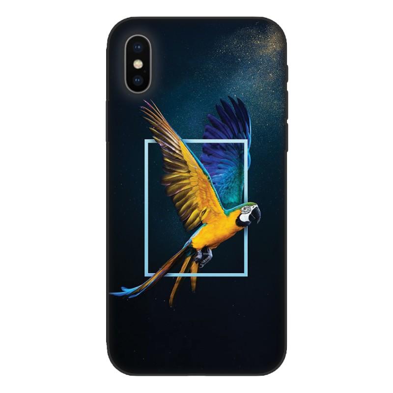 Кейс за Nokia 548 Папагал