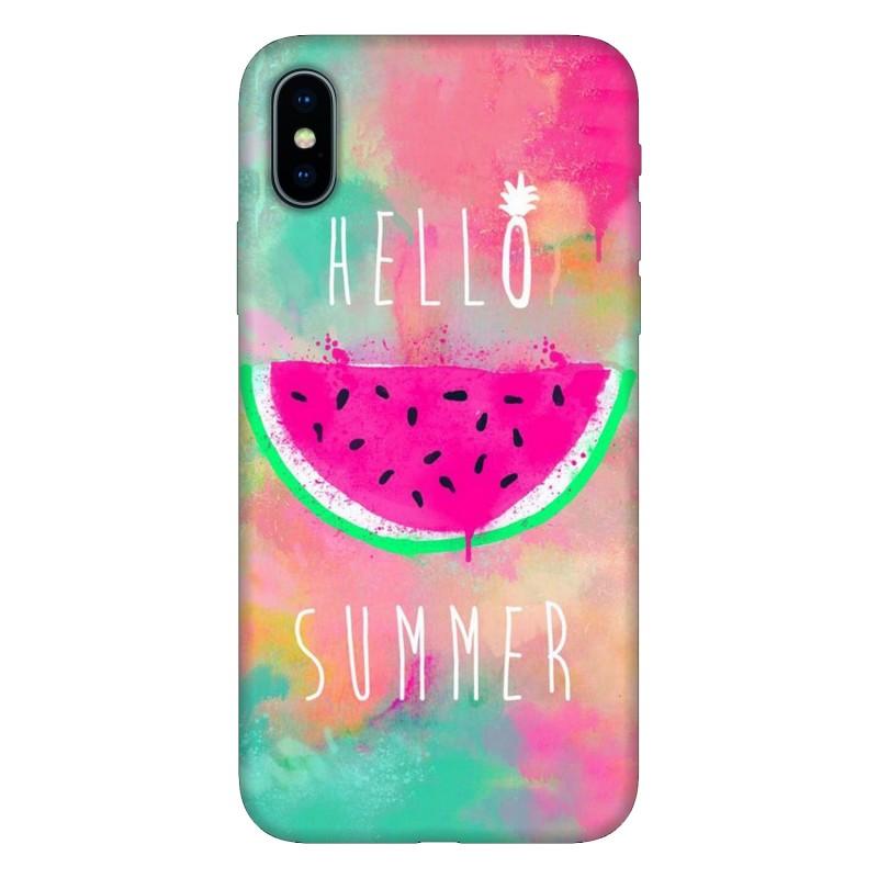 Кейс за Nokia 616 Hello summer
