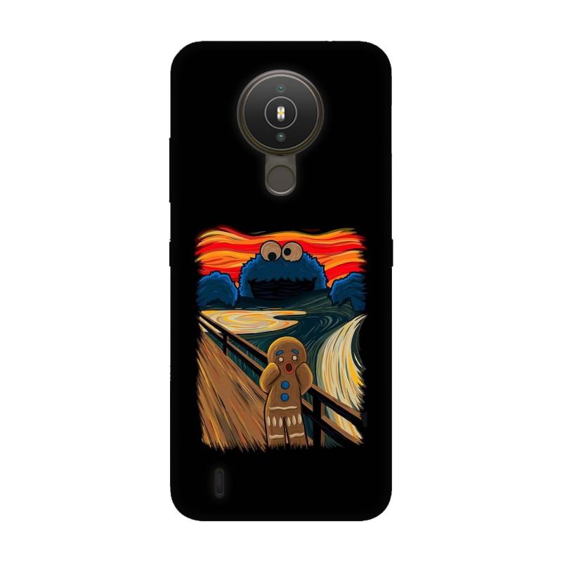 Nokia 1.4 кейс Бисквитки