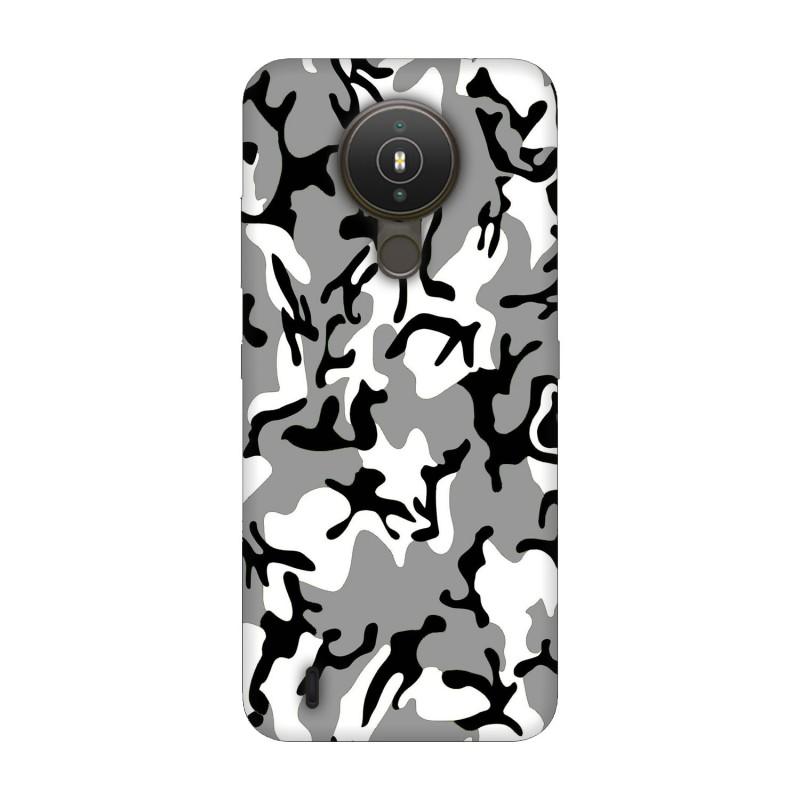 Nokia 1.4 кейс Камуфлажен