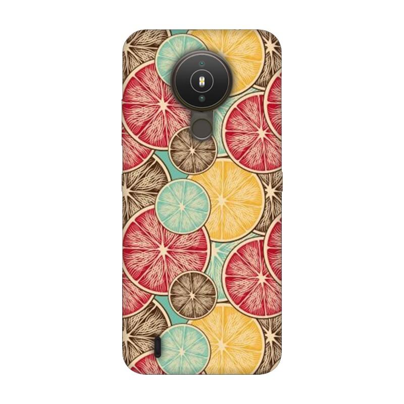 Nokia 1.4 кейс Плодове
